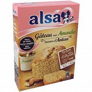 Alsa préparation pour gâteau aux amandes saveur d'antan 300g