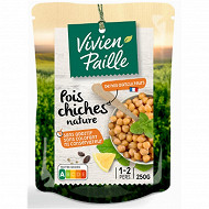 Soufflet pois chiches nature 200g