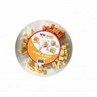 Plateau apér'idées 320g 4 variétés (emmental - mimolette - gouda - gouda cumin)