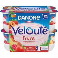 Velouté fruix panaché 12x125g