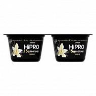 Hipro vanille 2x160g
