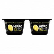 Hipro fruit citron 2x160g