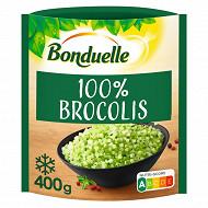 Bonduelle 100% brocoli à déguster comme du riz 400g