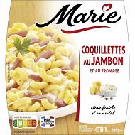 Marie Coquillettes au jambon et au fromage 280g