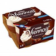 Le viennois chocolat 4x100g