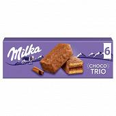 Milka choco trio 180g