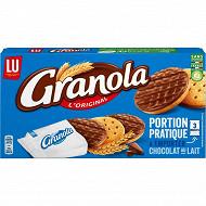 Granola sables nappes chocolat au lait pocket 225g