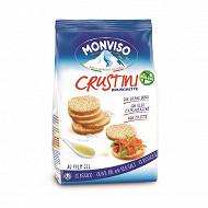 Crustrini monvison bruschettine classico 120g