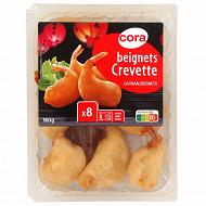 Cora beignet de crevettes panées + sauce aigre douce 160g