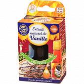 Sainte lucie extrait liquide de vanille 20ml
