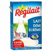 Régilait lait demi écrémé en poudre 300g