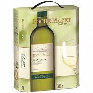 Roche Mazet IGP Pays d'OC Sauvignon blanc BIB 3L 12%vol