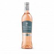 Jean valestrel cote de provence rosé 75cl 12,5%vol