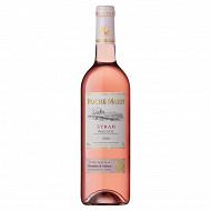 Roche Mazet vin de pays d'oc syrah rosé 75cl 12.5%vol