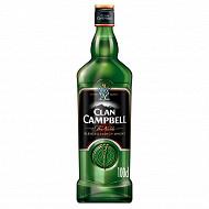 Clan Campbell scotch whisky 1l 40%vol