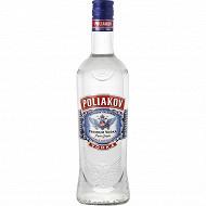Poliakov vodka 70cl 37.5%vol
