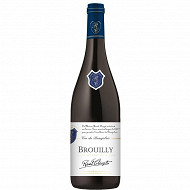 Brouilly rouge cru du Beaujolais Raoul Clerget 12.5% Vol. 75cl