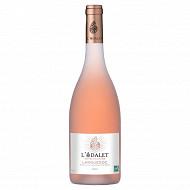L'odalet aop languedoc rosé 75cl 13.5%vol