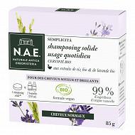 N.A.E shampooing solide quotidien bio cosmos 85g