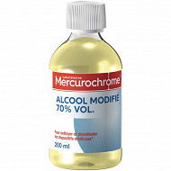 Mercurochrome alcool à 70° modifié, 200ml