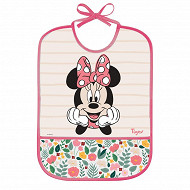 Baby bavoir eva Minnie Disney baby