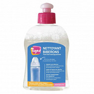 Liquide nettoyant spécial biberon Tigex