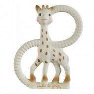 Anneau de dentiition caoutchouc naturel sophie la girafe