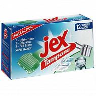 St Marc tampons jex x12