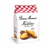 Bonne Maman madeleine au chocolat au lait x10 300g
