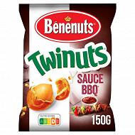 Bénénuts  twinuts goût barbecue 150g