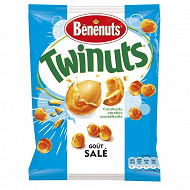 Bénénuts twinuts goût sale 150g