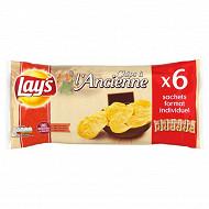 Lay's chips à l'ancienne x6 165g