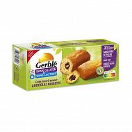 Gerblé cake fourré choco sans gluten 210g