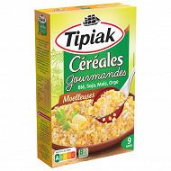 Tipiak céréales gourmandes 400g