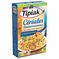 Tipiak Céréales méditerranéennes 2x200g