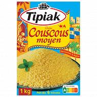 Tipiak couscous moyen 1kg