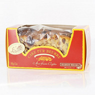 Albert Ménès cake tranché pur beurre aux fruits confits 350g
