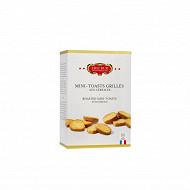 Eric Bur mini toasts grillés aux 6 céréales 150g
