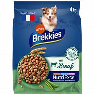 Brekkies  adult boeuf 4kg