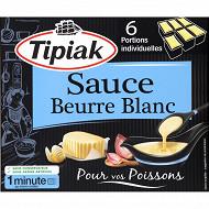 Tipiak sauce beurre blanc x6 300g