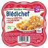 Blédichef mitonnné de carottes petits macaronis et boeuf dès 24 mois 250g