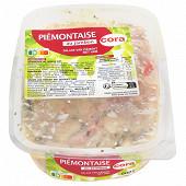 Cora piémontaise au jambon 500g