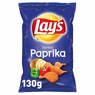 Lay's chips paprika 130g