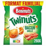 Bénénuts twinuts bacon 260g