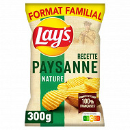 Lay's chips paysannes 300g