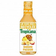 Tropicana banane passion pet 90cl