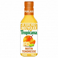 Tropicana orange raisin banane pur jus pet 90cl