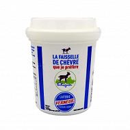 Faisselle au lait de chèvre Cabreignac 500g