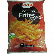 Cora pommes frites 2,5kg