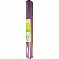 Chemin de table 4m80x0m38 violet soft prédécoupé